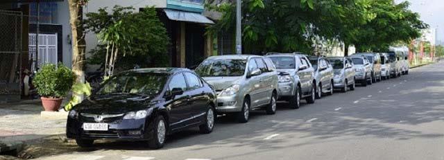 thuê xe du lịch tại đà nẵng